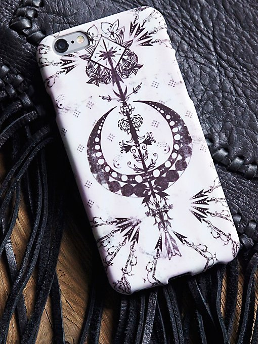 Print Rubber iPhone 5/6 Case