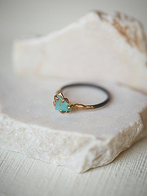 Raw Opal Ring