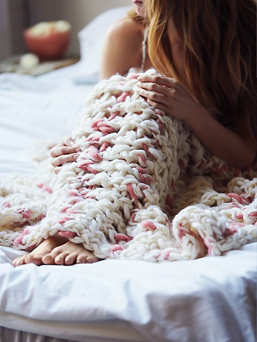 Cozy Love Blanket