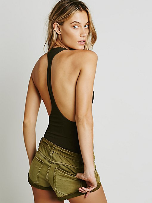 Extreme T-back Seamless Cami