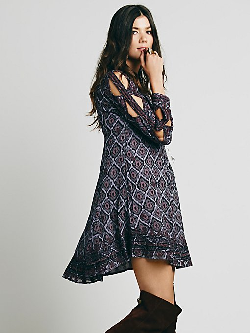 New Romantics Mockingbird Dress