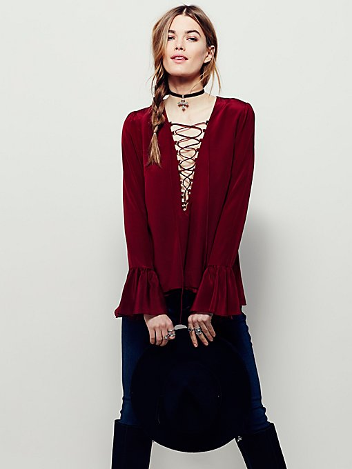 Stone Cold Fox Powell Blouse