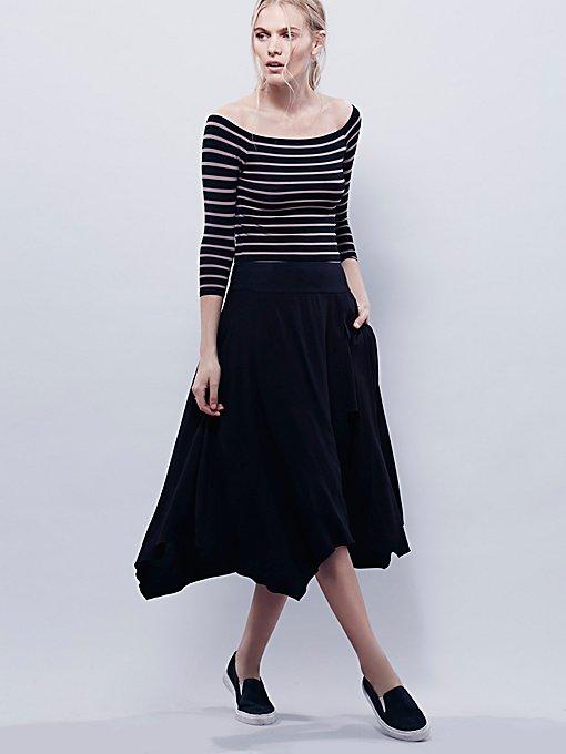 Forever Flowing Skirt