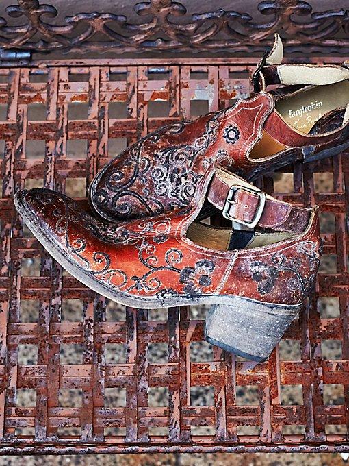 Springfield Stitch Boot