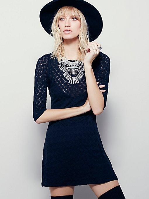 Gains Bourg Mini Dress