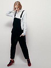 Stubborn Love Slouchy Overall