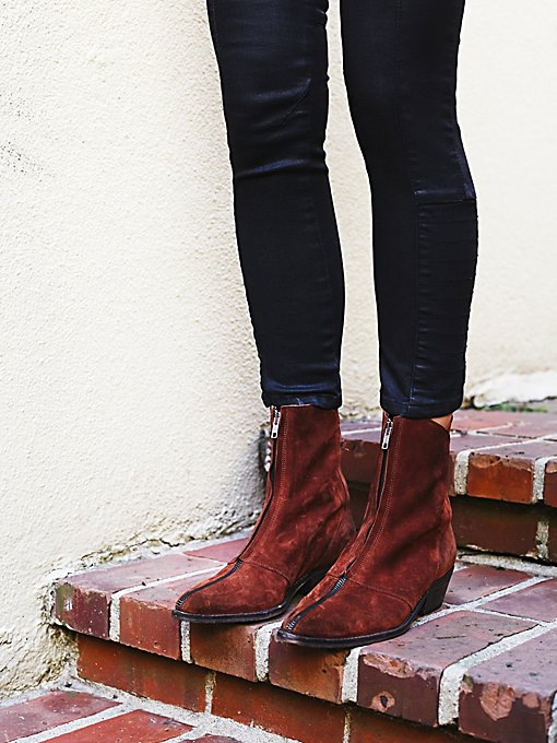 Caldera Ankle Boot