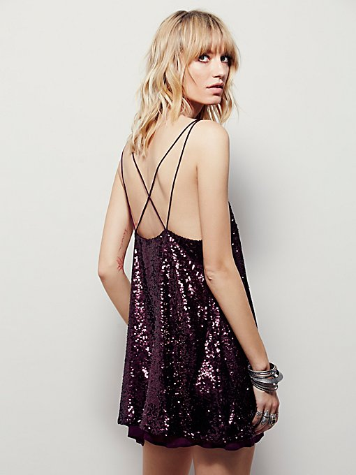 Sparkler Mini Dress