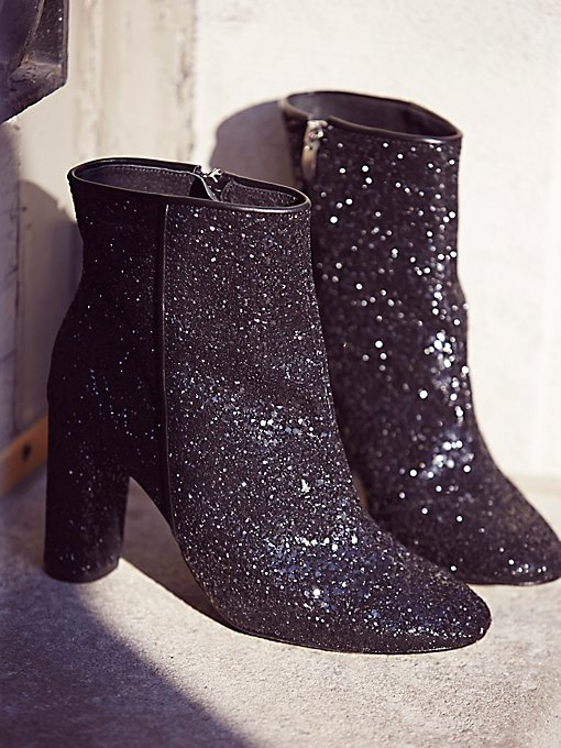 Inferno Heeled Boot