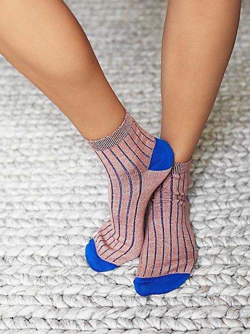 Sloane Rib Anklet