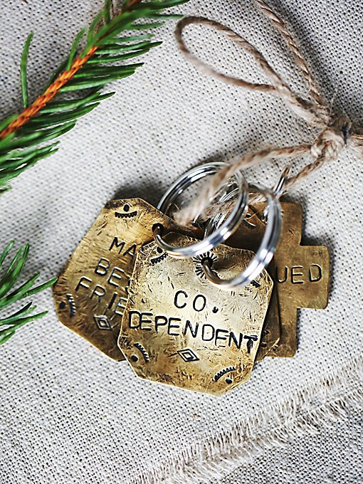 Hand Stamped Pet Tags