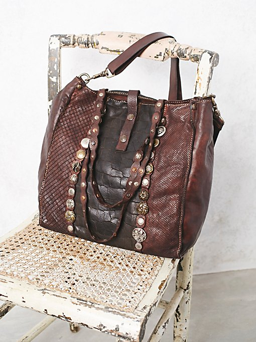 Baraletta Distressed Bag