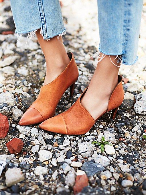 Silver Linings Heel