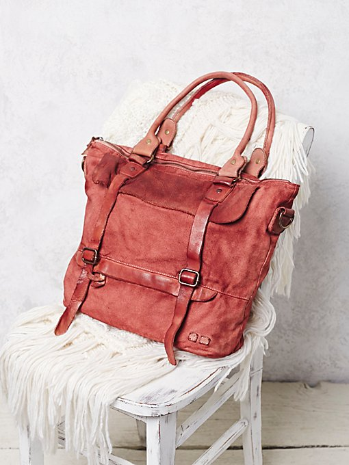 Cascade Leather Tote