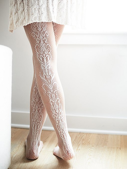 Crossed Paths Lace Tight