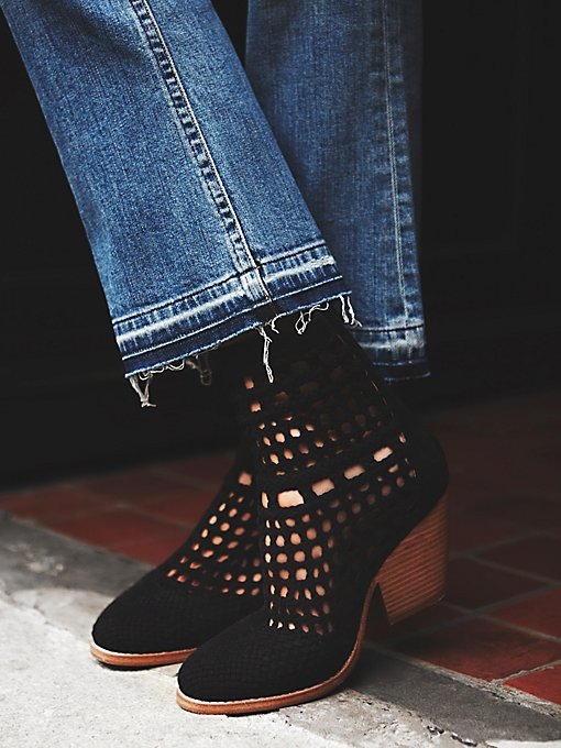 Western Safari Heeled Boot