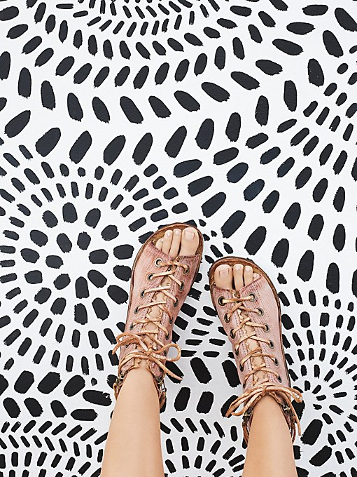 Saga Lace Up Sandal
