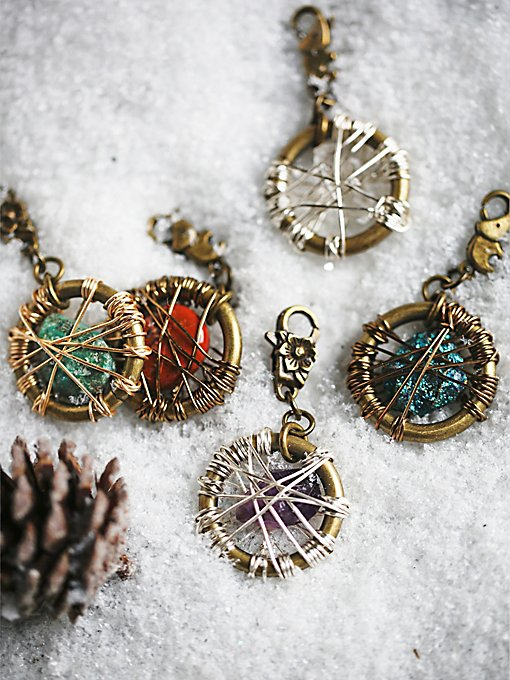 Dream Catcher Dog Tags