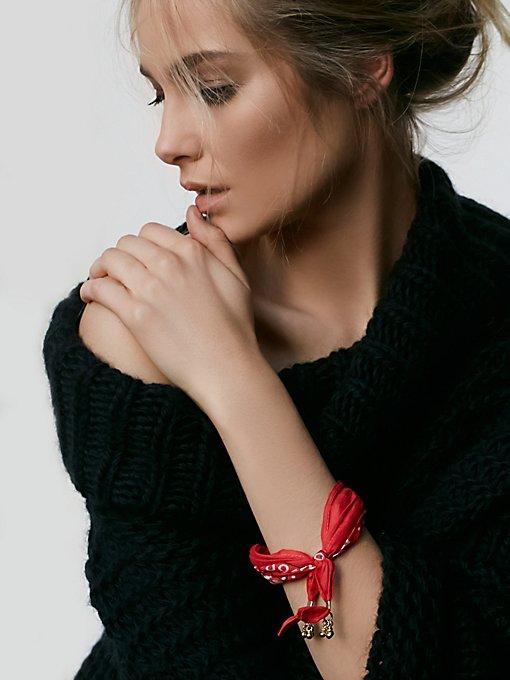 American Dream Bandana Bracelet