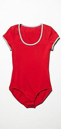 Emmy Ringer Bodysuit