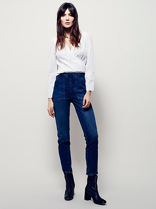 Sparrow Patch Pocket Skinny
