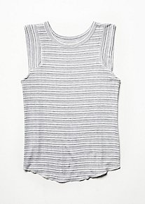 Just Right Striped Cami