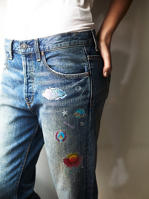 Mystic Denim Tattoos