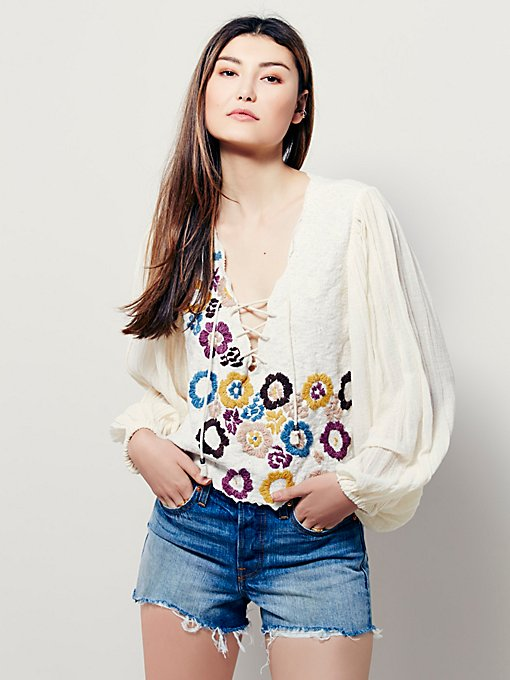 Eternal Garden Blouse