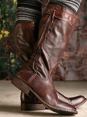 Forever Braid Boot