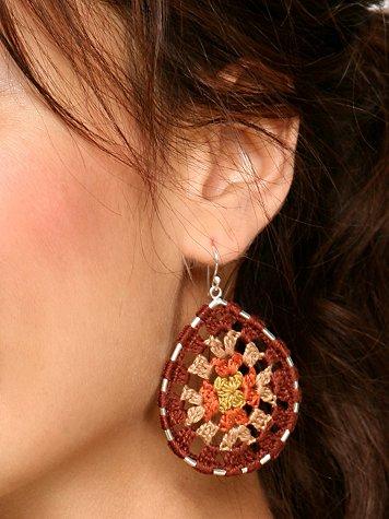 Kaleidescope Earring