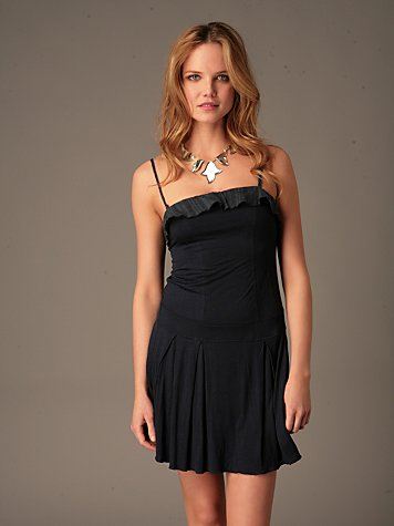 Sylvies Ruffled Dress